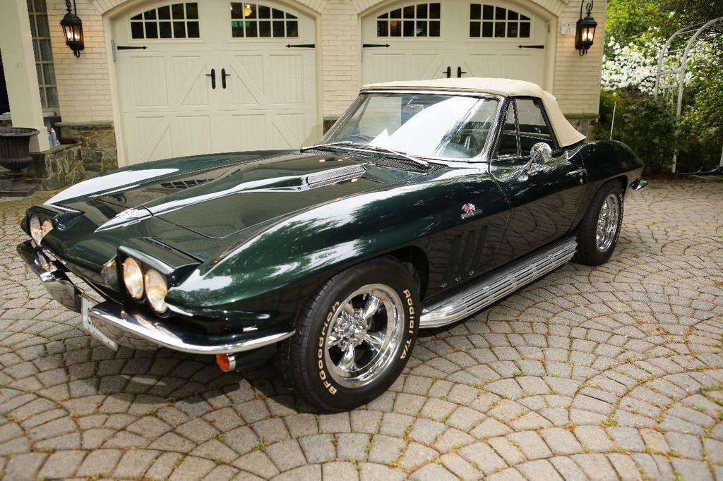 1965 Chevrolet Corvette 396/425 - 15669365 - 5
