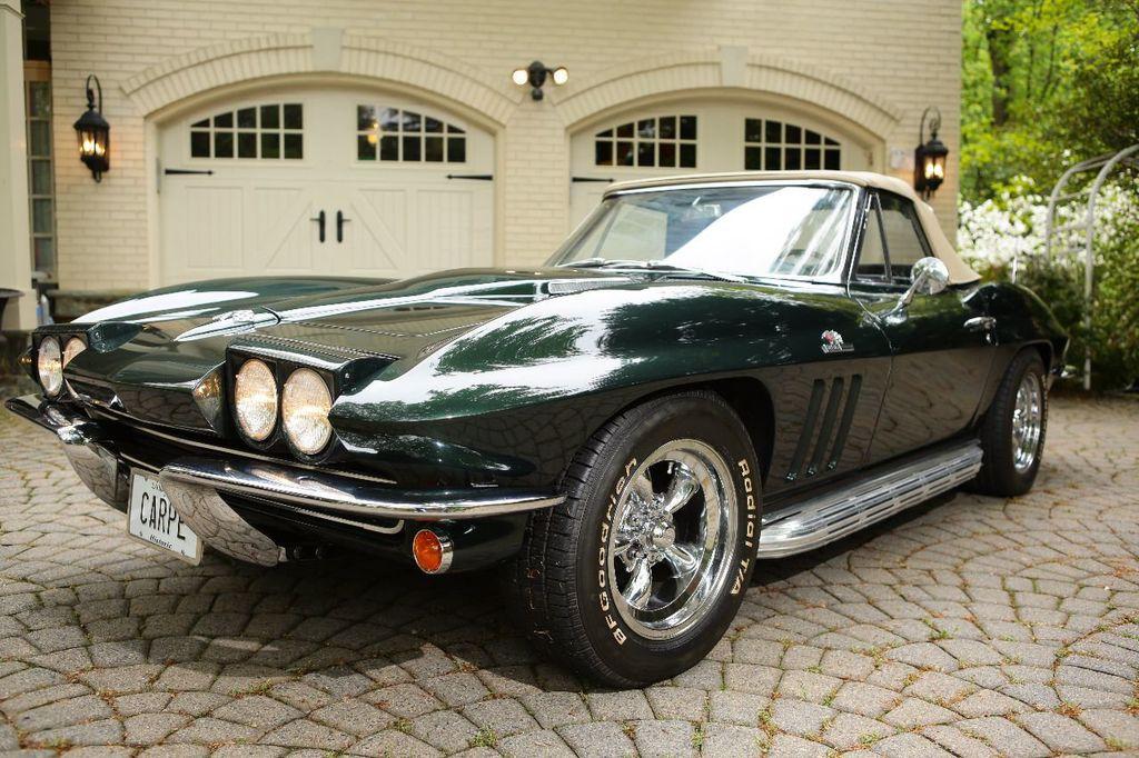 1965 Chevrolet Corvette 396/425 - 15669365 - 6