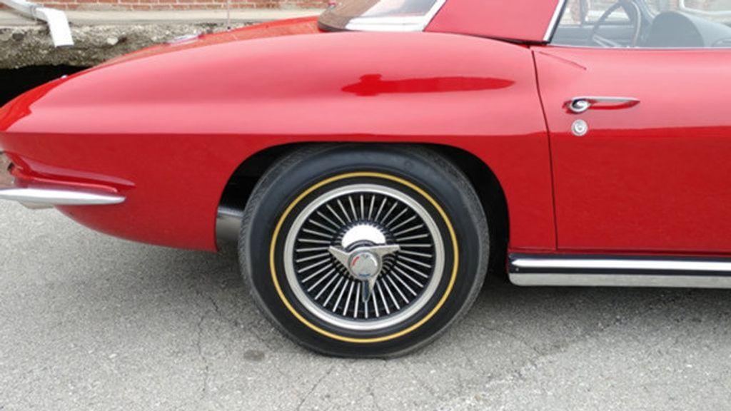 1965 Chevrolet Corvette Convertible - 16964598 - 10