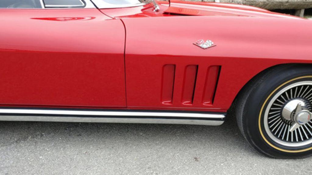 1965 Chevrolet Corvette Convertible - 16964598 - 12
