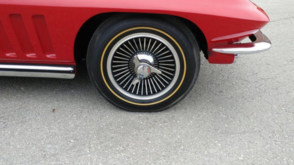 1965 Chevrolet Corvette Convertible - 16964598 - 13