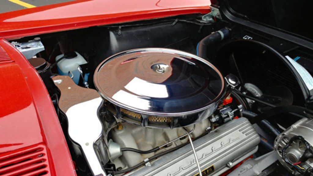 1965 Chevrolet Corvette Convertible - 16964598 - 25