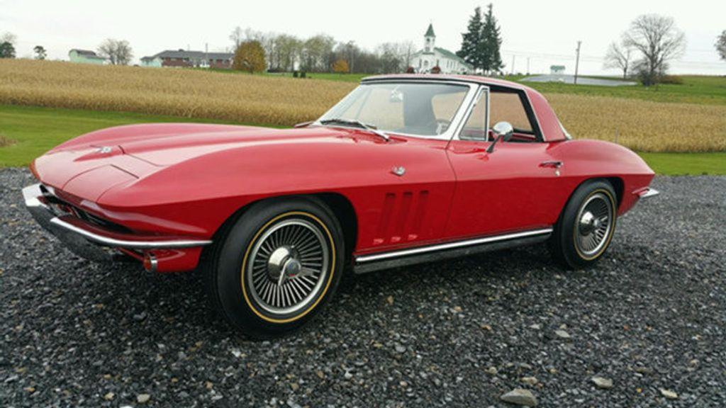 1965 Chevrolet Corvette Convertible - 16964598 - 2