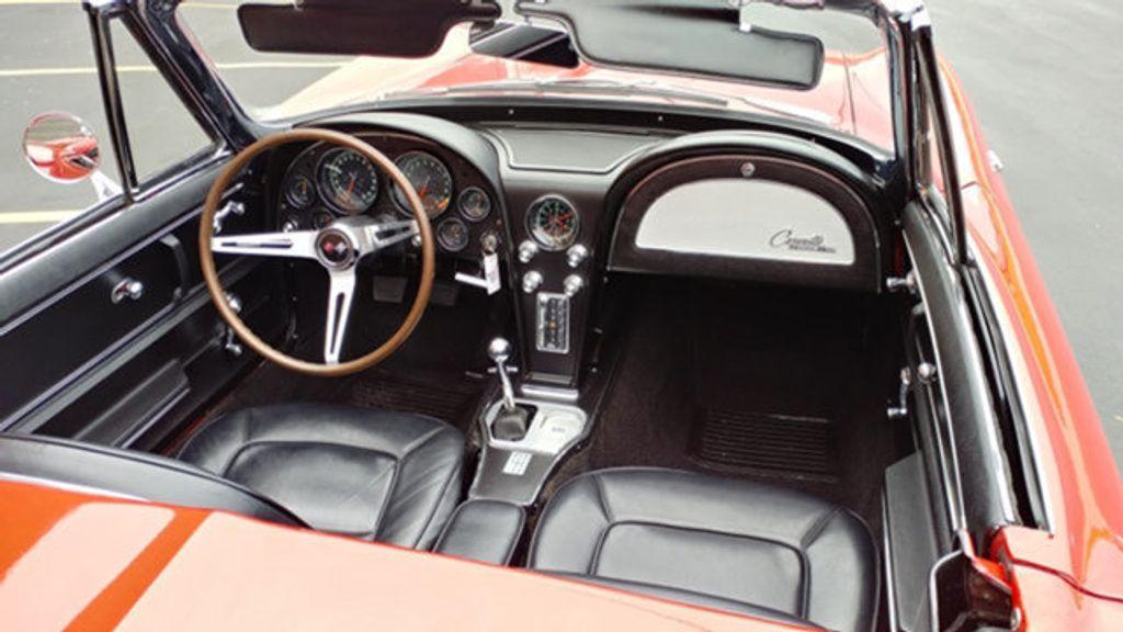 1965 Chevrolet Corvette Convertible - 16964598 - 34