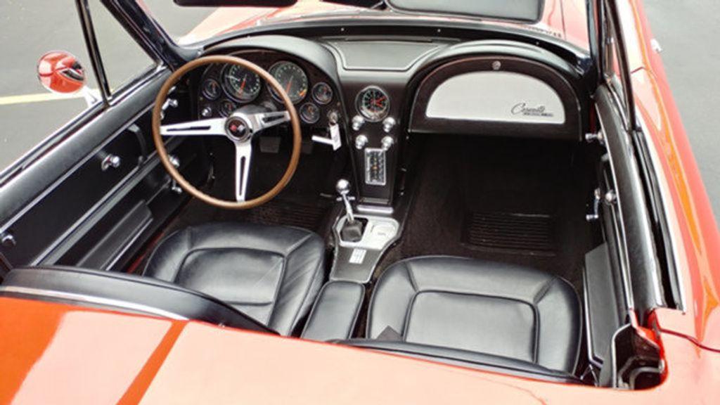 1965 Chevrolet Corvette Convertible - 16964598 - 35