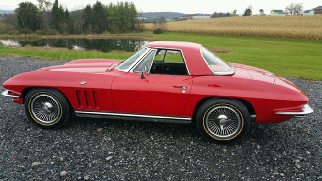 1965 Chevrolet Corvette Convertible - 16964598 - 3