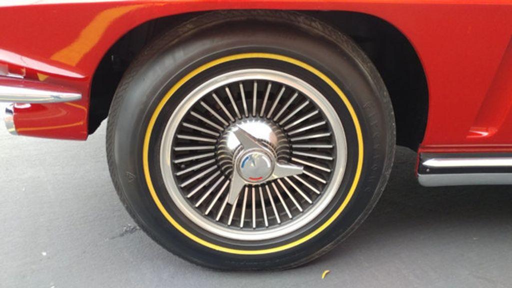 1965 Chevrolet Corvette Convertible - 16964598 - 43