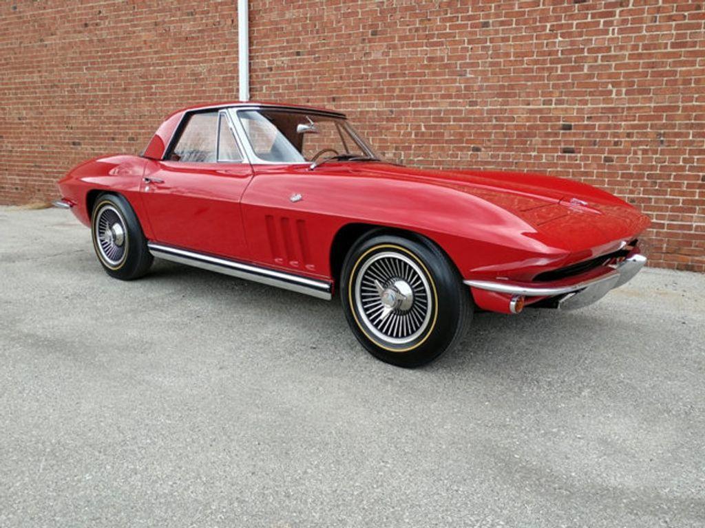 1965 Chevrolet Corvette Convertible - 16964598 - 47