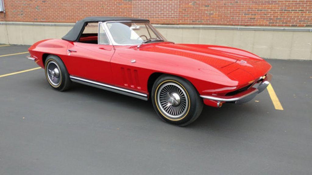 1965 Chevrolet Corvette Convertible - 16964598 - 4