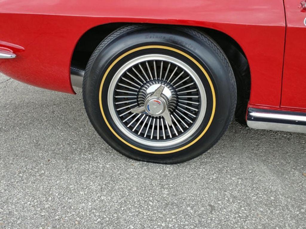 1965 Chevrolet Corvette Convertible - 16964598 - 50