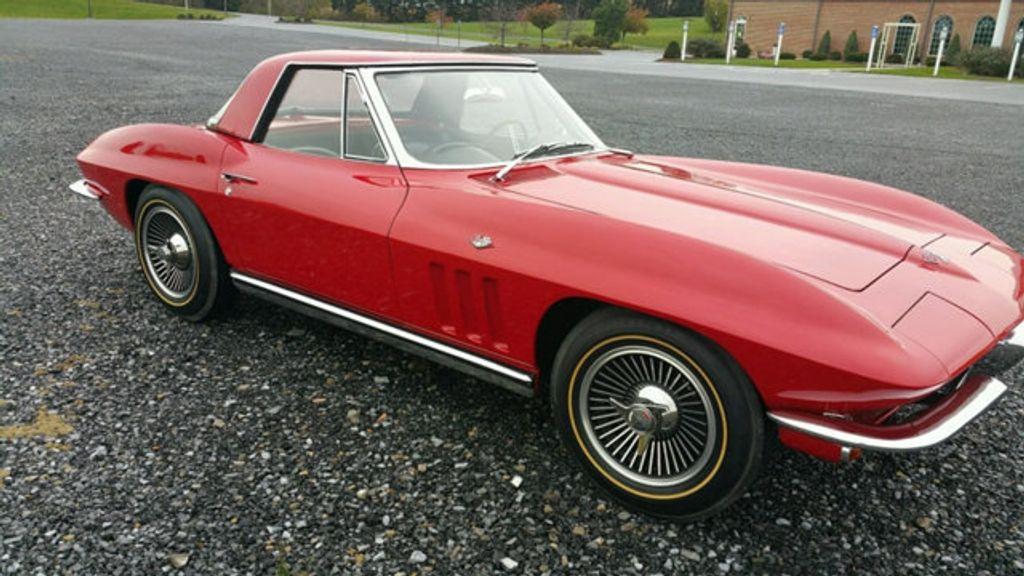 1965 Chevrolet Corvette Convertible - 16964598 - 54