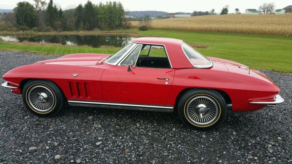 1965 Chevrolet Corvette Convertible - 16964598 - 56