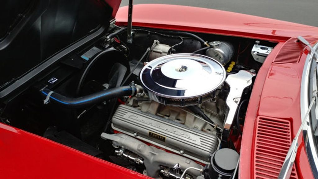 1965 Chevrolet Corvette Convertible - 16964598 - 60