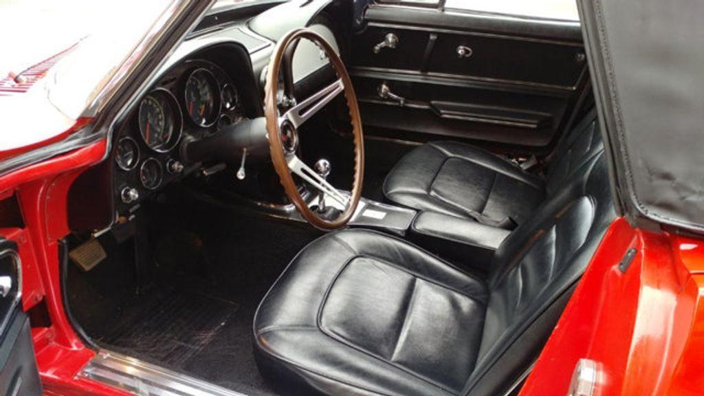 1965 Chevrolet Corvette Convertible - 16964598 - 63