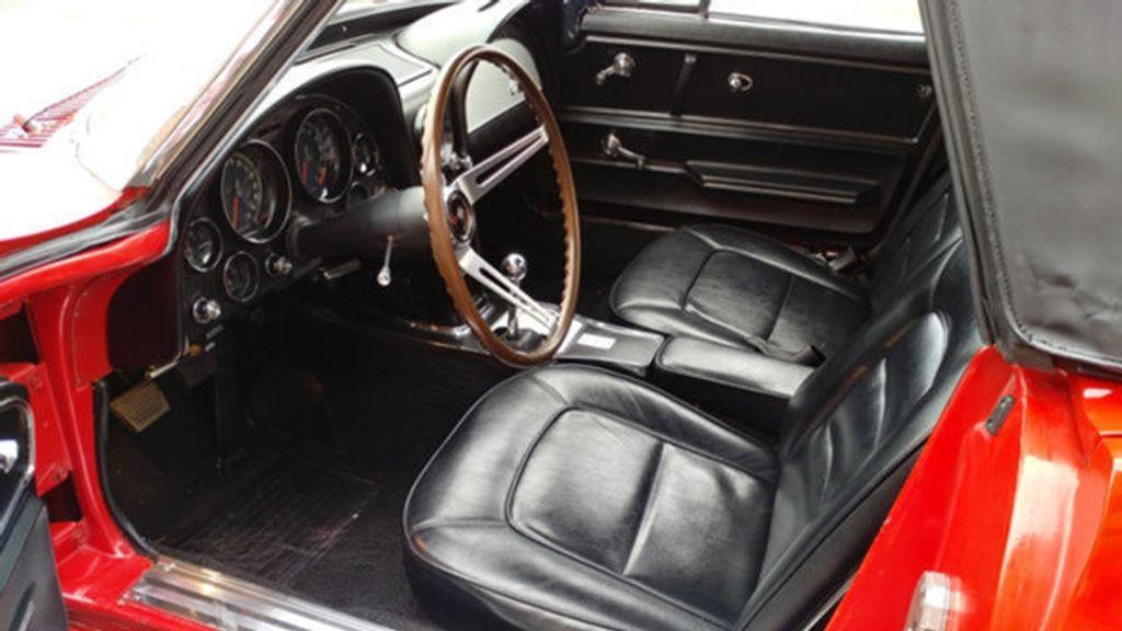 1965 Chevrolet Corvette Convertible - 16964598 - 7