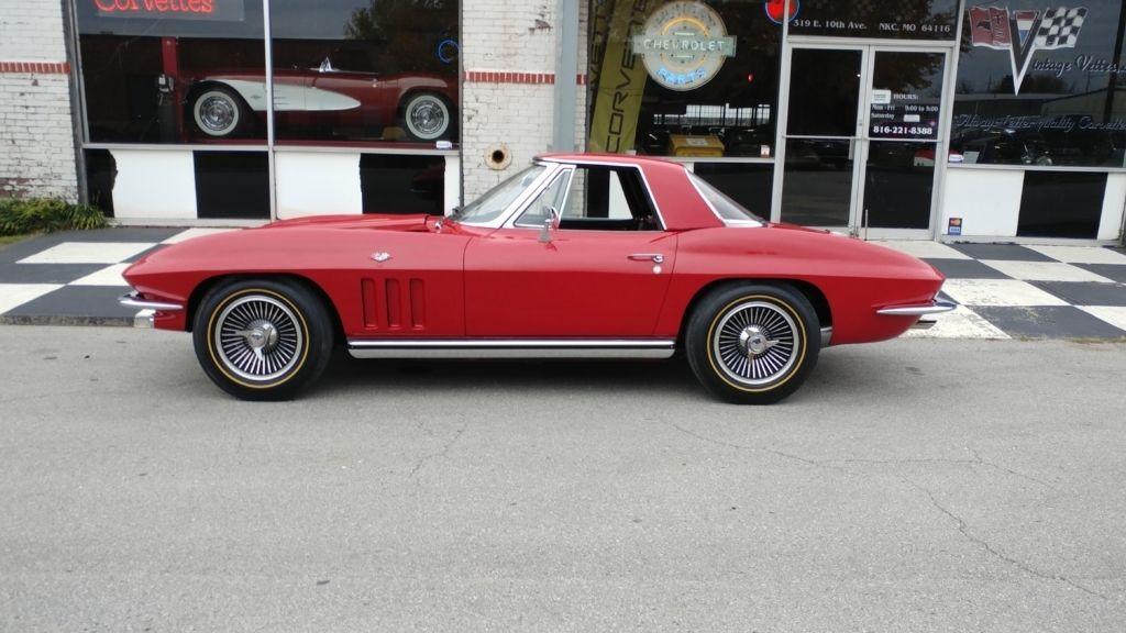 1965 Chevrolet Corvette Convertible - 16964598 - 80