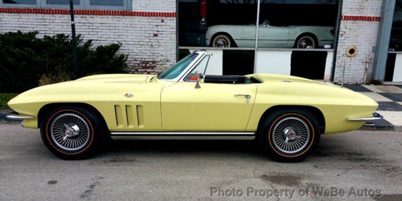 1965 Chevrolet Corvette Convertible 18341999 0