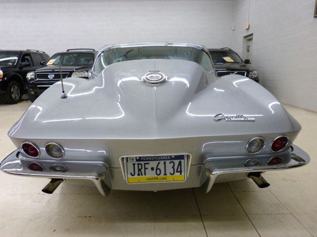 1965 Chevrolet CORVETTE FRAME OFF RESTORATION OVER $50K RECEIPTS - Click to see full-size photo viewer