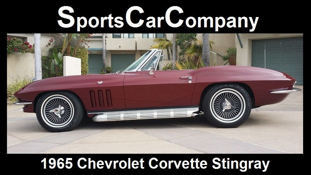 1965 Chevrolet Corvette Stingray - 14686656 - 0