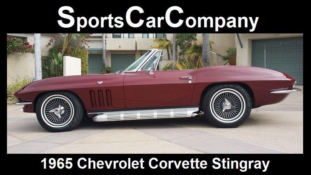 1965 Chevrolet Corvette Stingray - 14686656 - 0