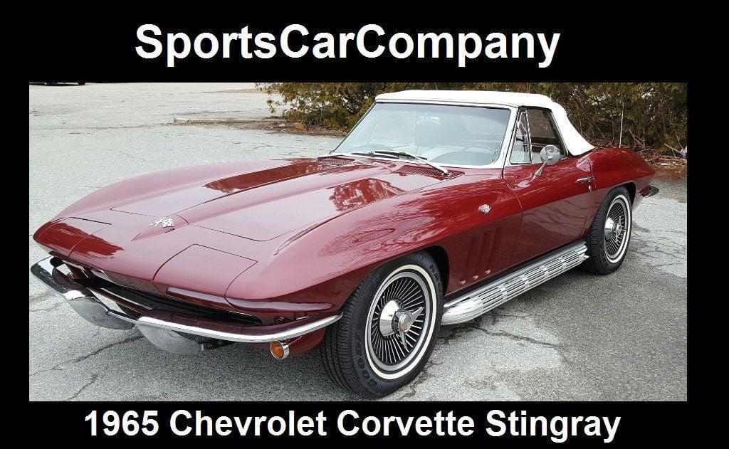 1965 Chevrolet Corvette Stingray - 14686656 - 13