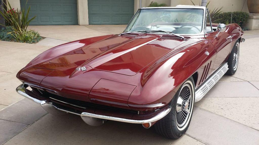 1965 Chevrolet Corvette Stingray - 14686656 - 45