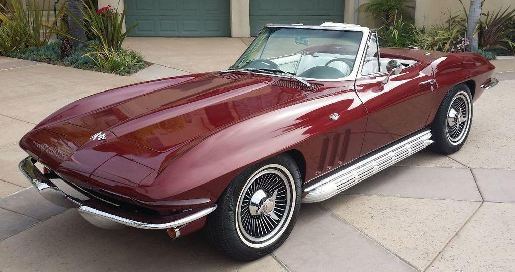 1965 Chevrolet Corvette Stingray - 14686656 - 58