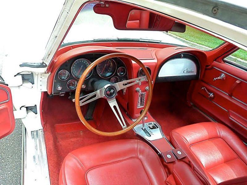 1965 Chevrolet Corvette Survivor - 6127209 - 18