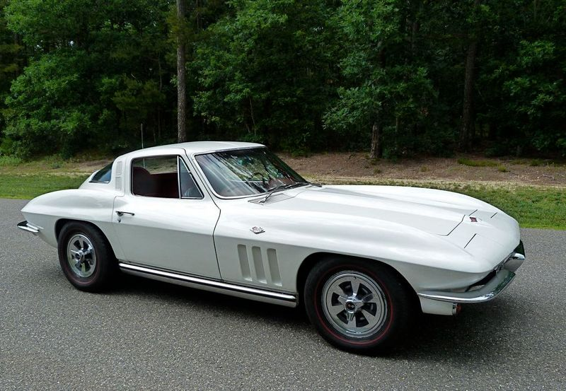1965 Chevrolet Corvette Survivor - 6127209 - 1