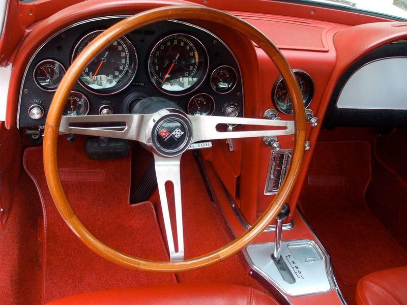 1965 Chevrolet Corvette Survivor - 6127209 - 21