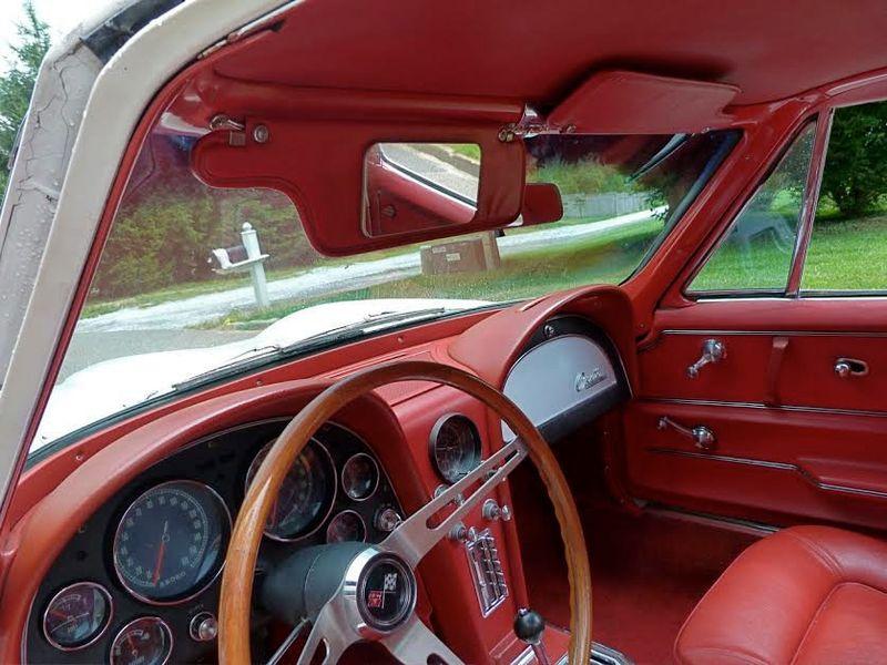 1965 Chevrolet Corvette Survivor - 6127209 - 23