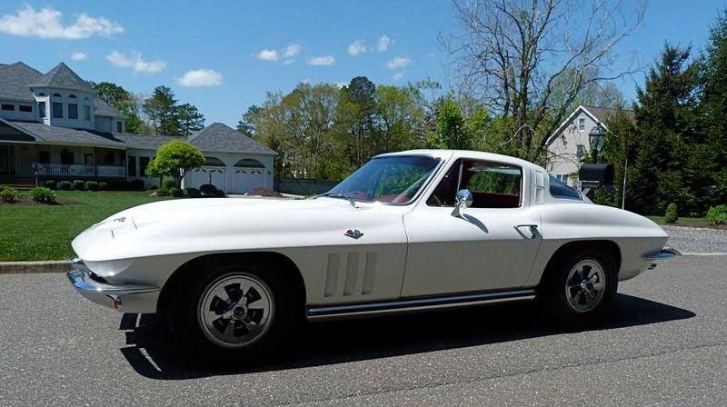 1965 Chevrolet Corvette Survivor - 6127209 - 2