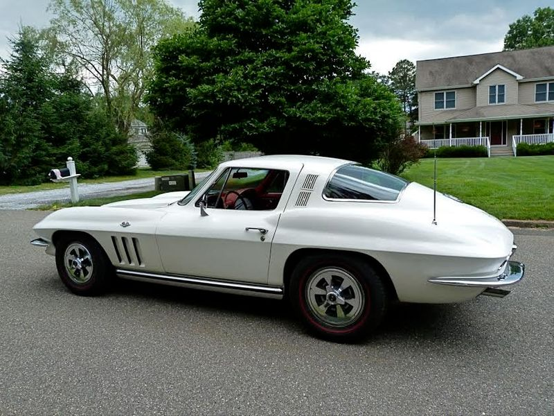 1965 Chevrolet Corvette Survivor - 6127209 - 6