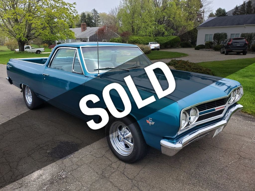 1965 Used Chevrolet El Camino For Sale At Webe Autos Serving