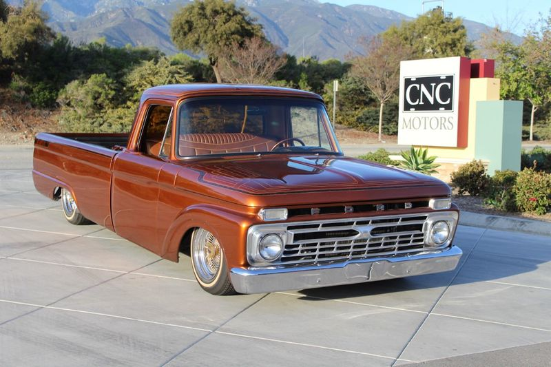 1965 Ford F250  - 18607100 - 0