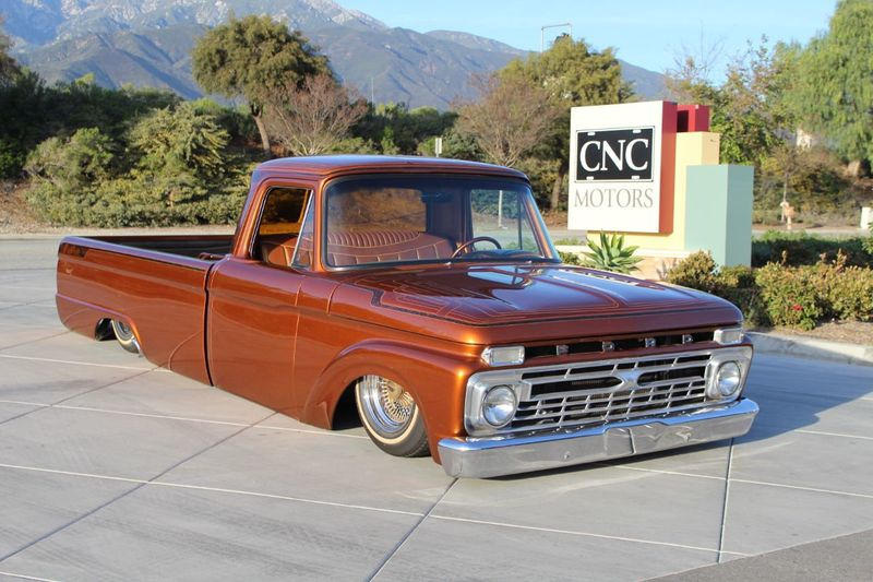 1965 Ford F250  - 18607100 - 1