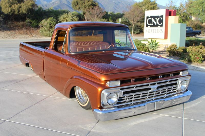 1965 Ford F250  - 18607100 - 3