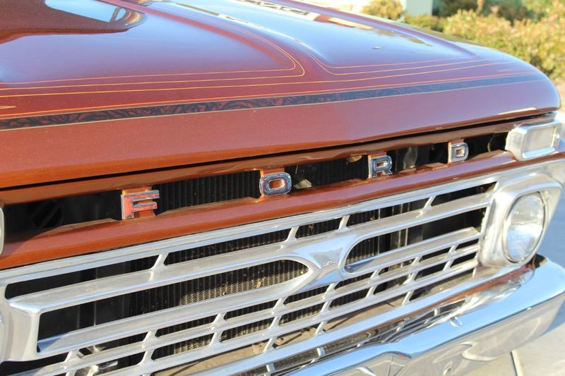 1965 Ford F250  - 18607100 - 4