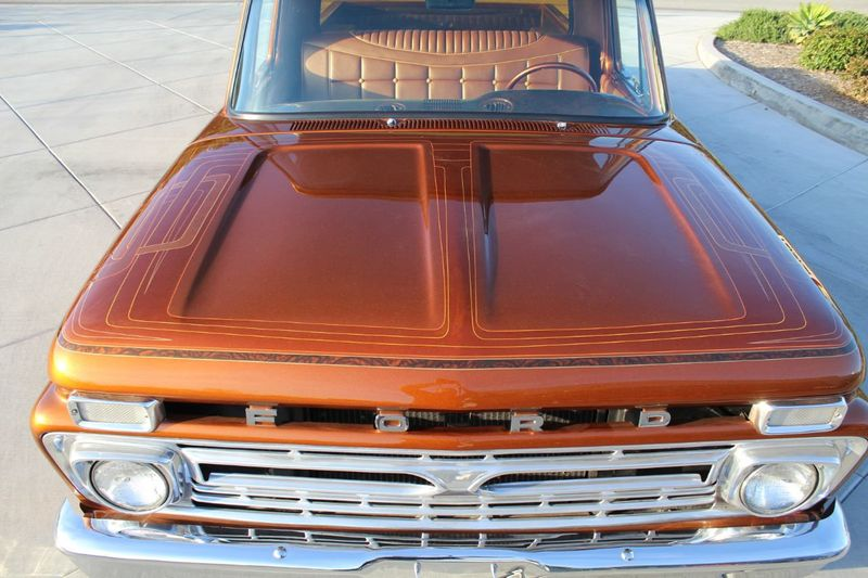 1965 Ford F250  - 18607100 - 5