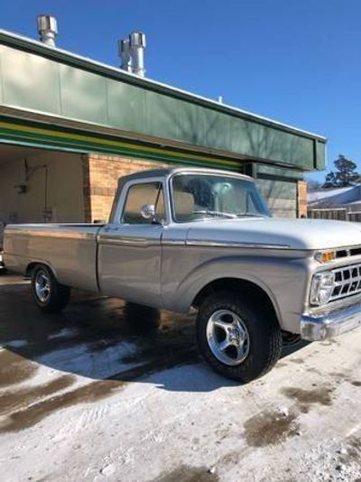 1965 Ford F-100  Coupe