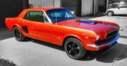 1965 Ford Mustang - 4552067832