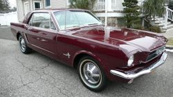 1965 Ford MUSTANG - 5T07T162617