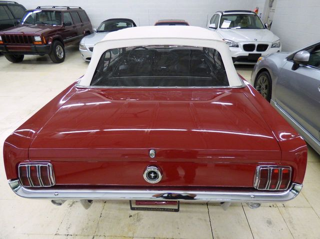 1965 Ford MUSTANG 1965 MUSTANG CONV V8 AUTO - Click to see full-size photo viewer