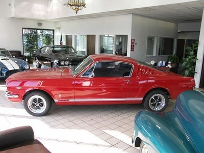 1965 Ford Mustang SOLD