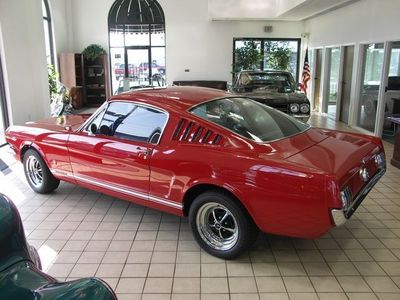 1965 Ford Mustang SOLD - Click to see full-size photo viewer