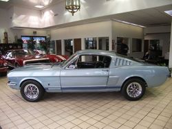 1965 Ford Mustang - 5F09A360799