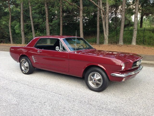 65 Mustang For Sale >> 1965 Ford Mustang Sold Coupe For Sale Duluth Ga 12 900