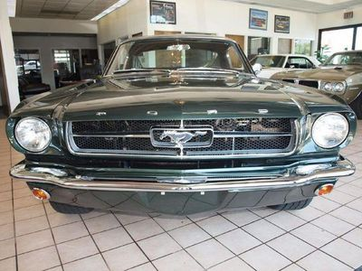 1965 Ford Mustang SOLD Coupe