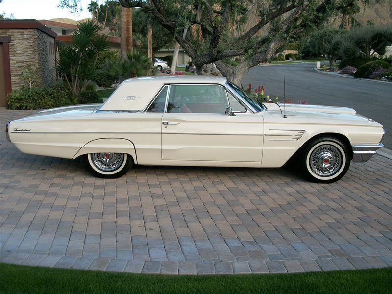 1965 Used Ford THUNDERBIRD Hardtop at Find Great Cars Serving Ramsey ...