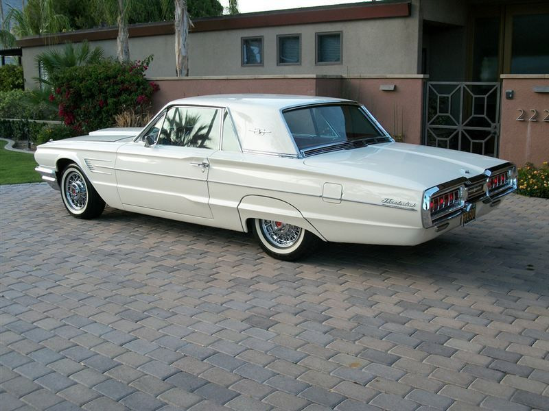 1965 used ford thunderbird hardtop at find great cars serving ramsey nj iid 7775700. Black Bedroom Furniture Sets. Home Design Ideas